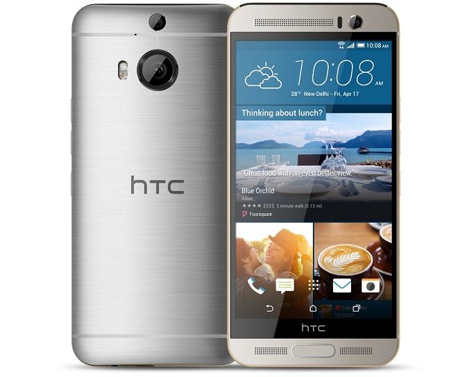 HTC One M9+ cu MediaTEK si comparatia cu HTC One M9