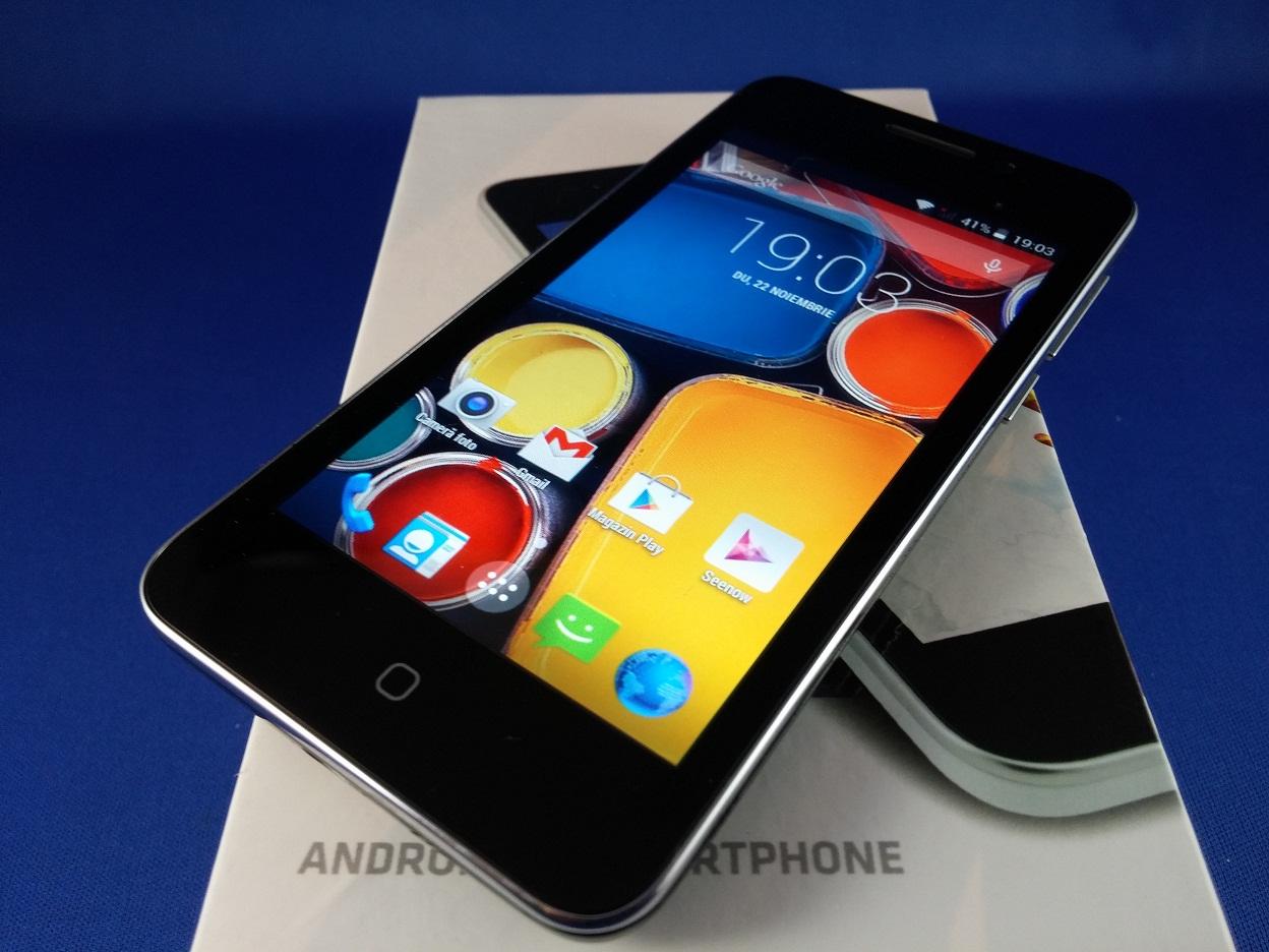 Evolio ONYX telefonul de 99 lei de Black Friday, o chinezarie destul de buna!