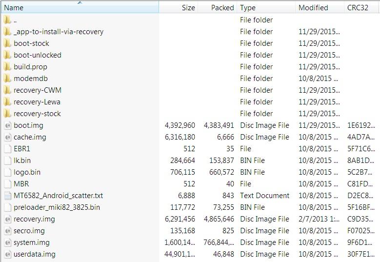 Backup firmware Allview P5 Life 5.0 cu recovery customizat, cu root Super SU