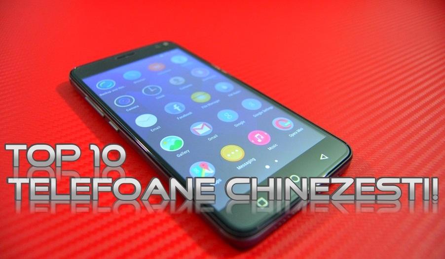 TOP 10 cele mai interesante telefoane chinezesti ale inceputului de 2016 si preturi