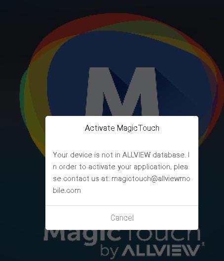aplicatie allview