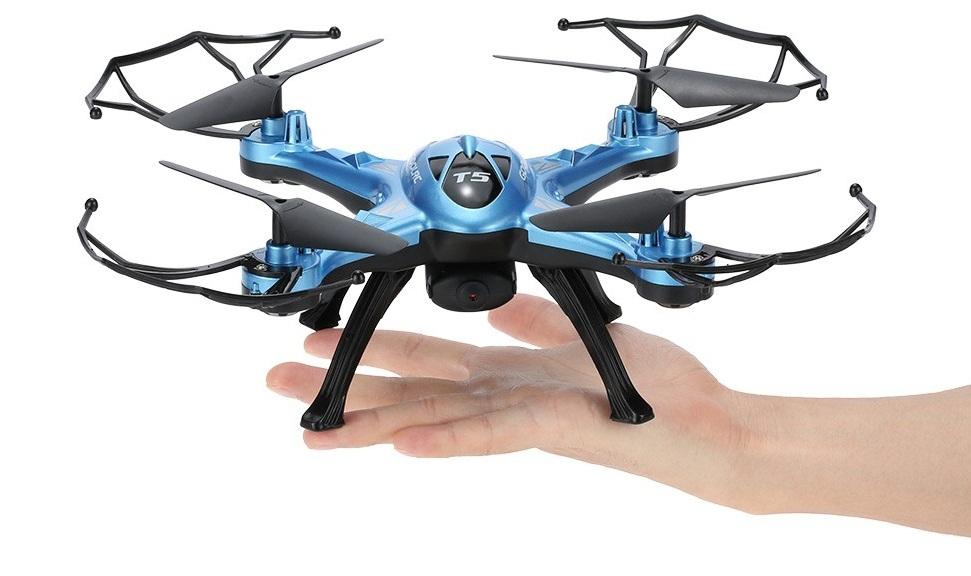 GOOLRC T5C, inca o drona ieftina cu 2.4GHz si 4 canale