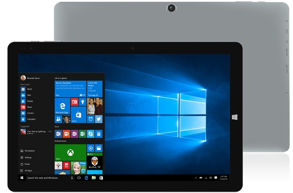 Mai bagam in seama si tabletele? Iata CHUWI HiBook cu 4GB RAM