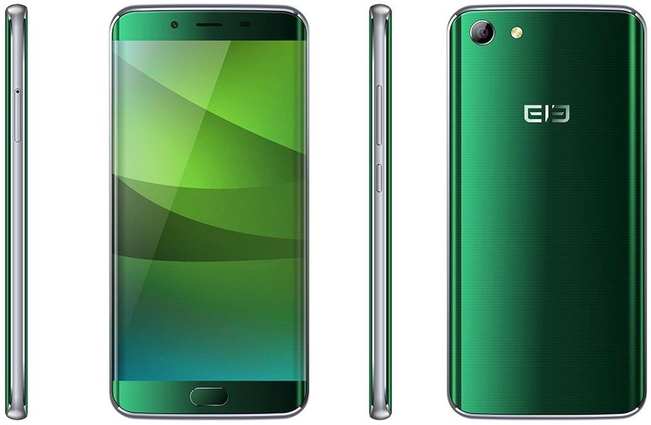elephone s7 verde