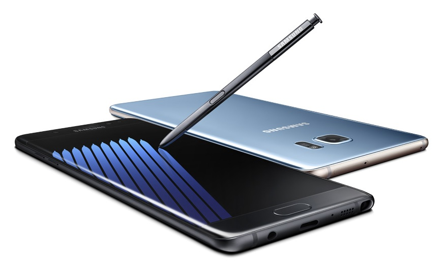 Vodafone Romania aduce noul Samsung Galaxy Note 7 dar in stil ciudat!