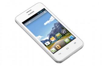 Huawei Ascend Y320 – Concurenta Pentru Allview
