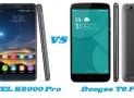 Oukitel K6000 Pro vs Doogee T6 Pro, baterii de 6000 mAh si pret acceptabil!