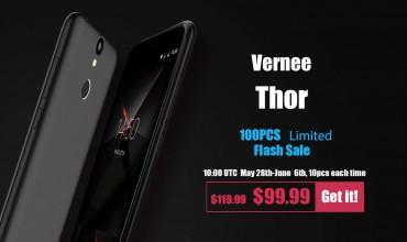 Vernee Thor primeste o reducere de pret si devine mai mult decat interesant