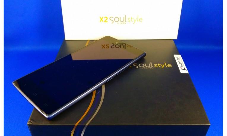 Allview X2 Soul Style CONCURS si unboxing