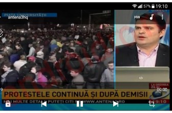 Posturi tv online din Romania pe telefon Android cu pbxtv