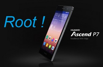 Tutorial Root Huawei Ascend P7