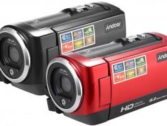 Andoer Mini, camera video clasica cu filmare HD si pret mic