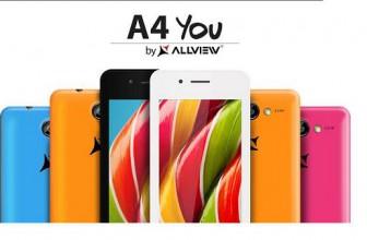 Backup oficial firmware pentru Allview A4You