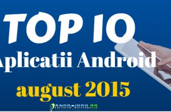 10 aplicatii pentru personaliare Android August 2015