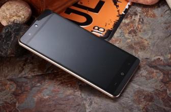 KINGZONE N5 telefon cu LTE si sticla 2.5D la super reducere