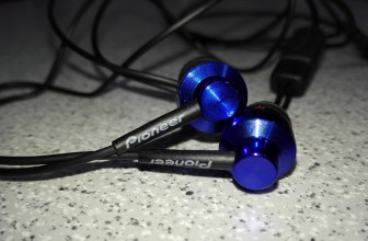 Casti Pioneer in ear SE-CL522 review