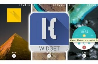 KWGT Kustom Widget Maker – o aplicatie prin care va faceti propriile voastre widget-uri