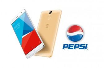 Iata primul telefon de la Pepsi, specificatii si pretul sau