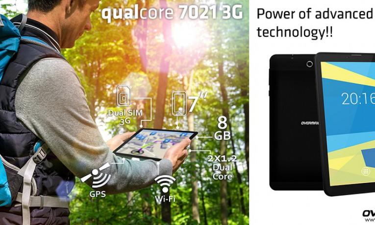 Overmax Qualcore 7021 3G specificatii complete