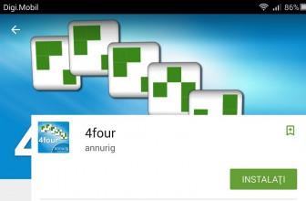 Review 4four, joc de puzzle