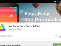 Iata inca un super launcher (tema) pentru telefoanele cu Android