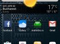 Customizare completa UI telefon, transforma-l intr-un HTC cu acest launcher!