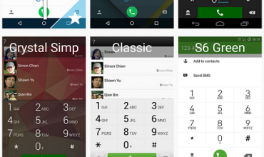 Iata cum customizezi aplicatia de telefonie in stilul Samsung S6, LG G3, etc