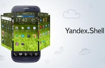 Yandex.Shell – Un lansator altfel