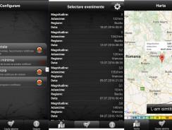 Aplicatie pentru Android si Windows care ne avertizeaza in caz de cutremur!