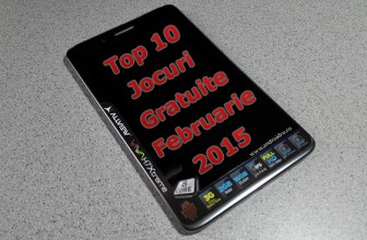Top 10 Jocuri Android Februarie 2015