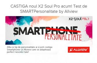 Castiga 5 telefoane gratuite Allview X2 Soul PRO