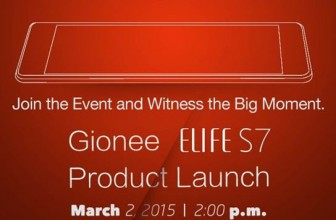 MWC 2015 Gionee Elife S7 Specificatii Si Detalii