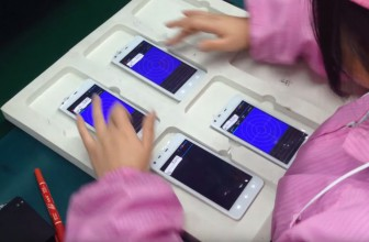 Cum fac chinezii telefoanele mobile, vizita in fabrica