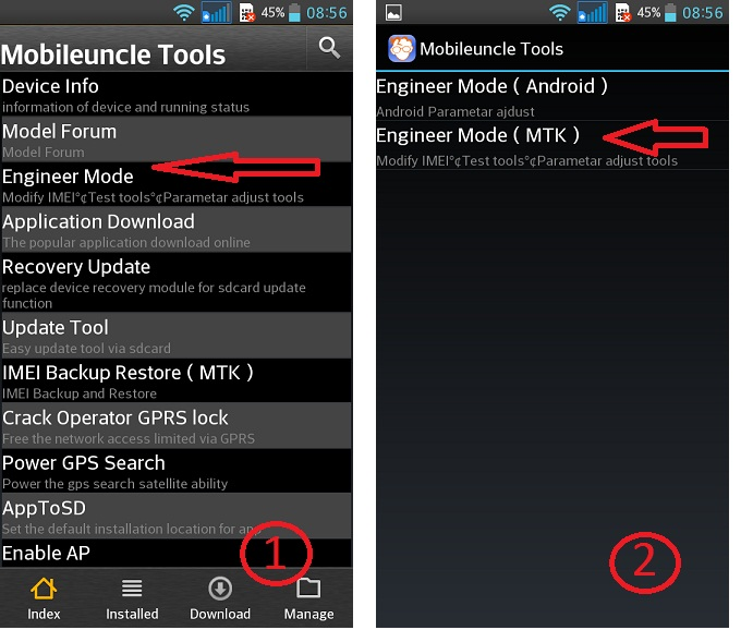 1.2 Imbunatateste Receptia Semnalului GPS Pe Android