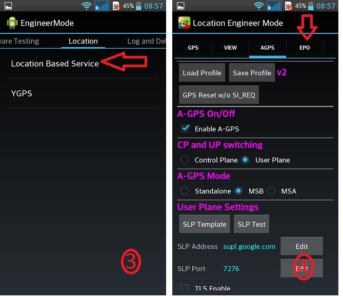3.4 Imbunatateste Receptia Semnalului GPS Pe Android