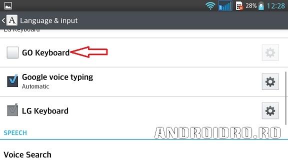 4 Cum Instalez Alta Tastatura Android Pe Telefon
