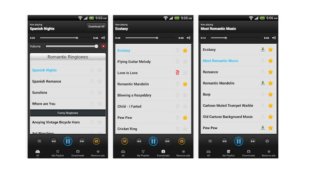 Untitled Top Aplicatii Android Speciale Pentru Muzica