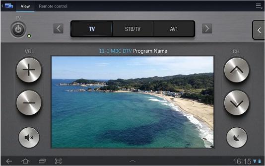 Untitled Controleaza Televizorul Smart Cu Telefonul