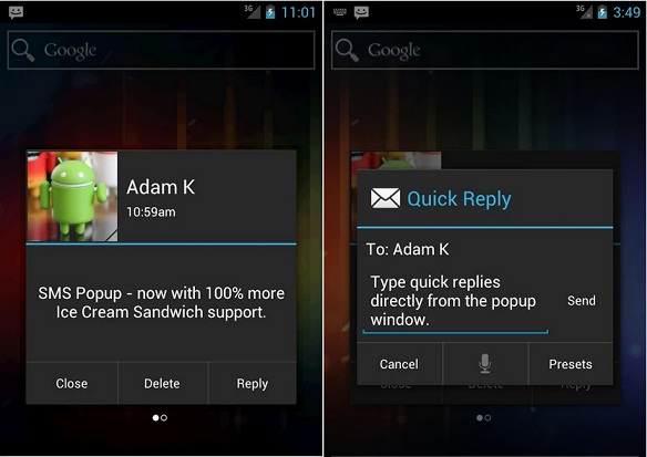 Untitled Notificare SMS Aplicatii Alternative Pe Android