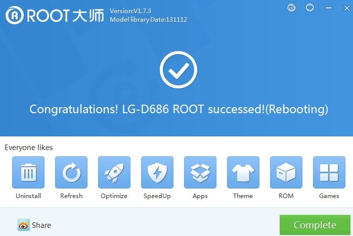 un Root Pe Lg G Pro Lite