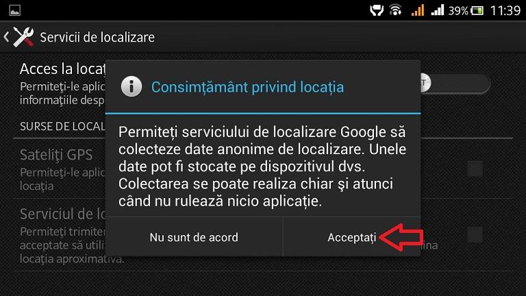 2 Cum Activezi Functia GPS Pe Telefon Sau Tableta