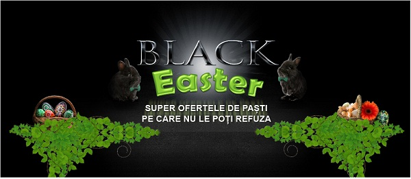 Untitled Black Easter La evoMAG Reduceri de 50 %