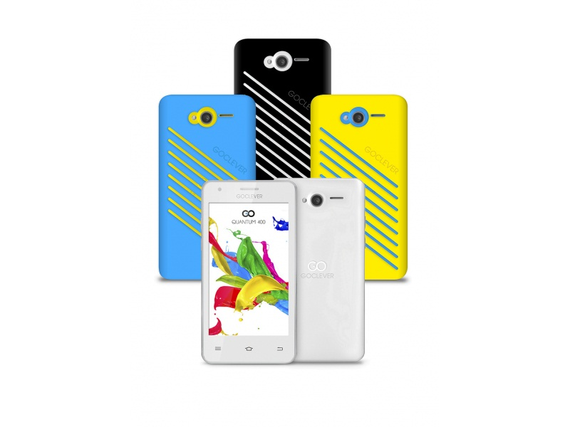 dddd QUANTUM 400 Noul Android De La Goclever