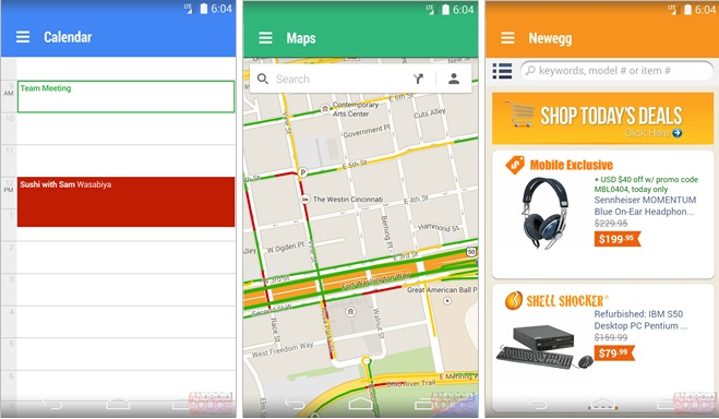 ggg Android 4.5 Lollipop Detalii Si Lansare