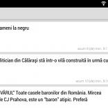 Stiri.RO Iti Aduce Stiri Din Romania Pe Android