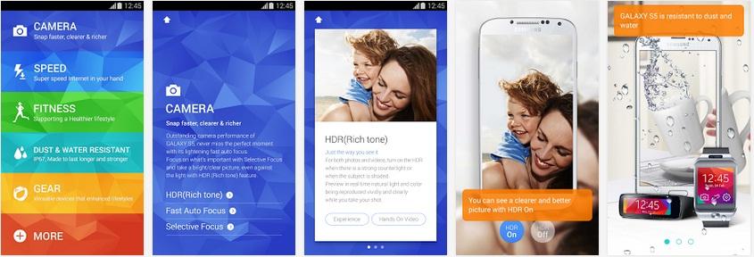 Untitled Aplicatii Speciale Pentru Samsung Galaxy S5