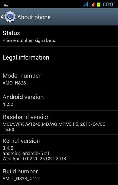 dgbt Custom ROM Pentru AllView P5 QUAD