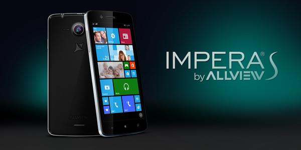 653215eefb Impera S Si Impera i Noile Telefoane Allview Cu Windows