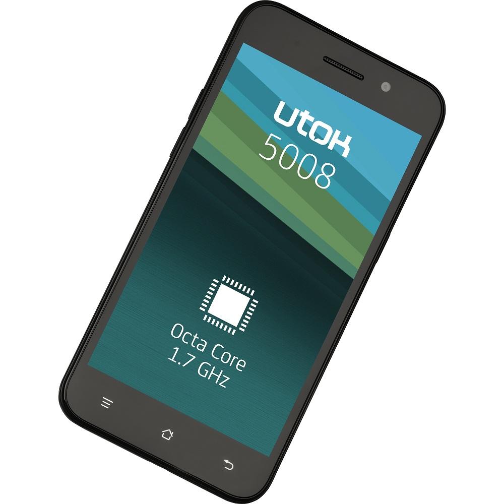 d UTOK 5008 Cel Mai Ieftin Telefon Octa Core - Pret
