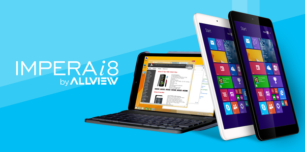 dca1a8f110 Allview Impera i8 - Tableta Cu Windows